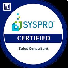 Sales_ConsultantSYSPRO